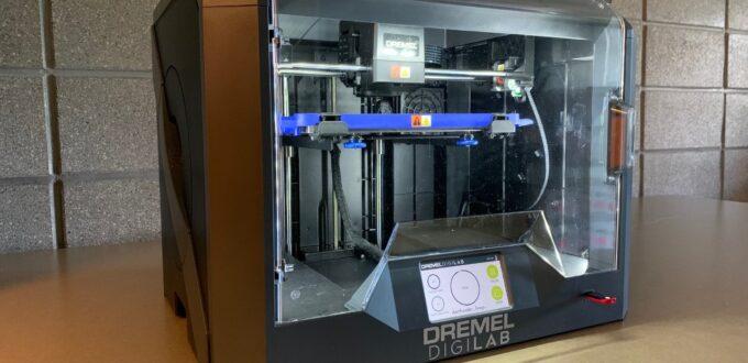 Image of the Dremel 3D45 3D printer